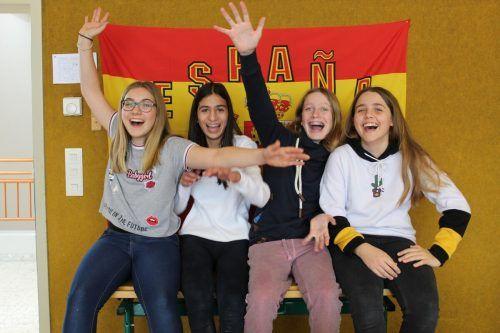 Erlebnis- und informationsreiche Stunden sind für Groß und Klein am Tag der offenen Tür der Mittelschule Sulz-Röthis garantiert.Robert Oggertschnig