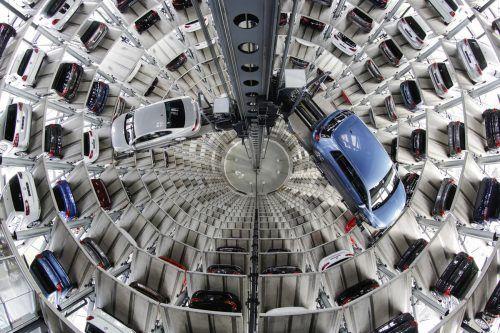 Fast die Hälfte der Diesel-Einzelklagen gegen VW wurden bereits mit einem Vergleich beendet. afp