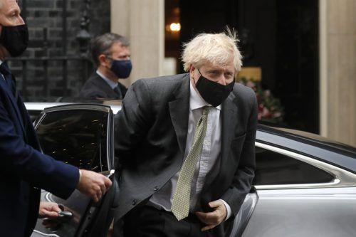 Für den britischen Premier ist der Brüssel-Besuch der perfekte Rahmen für eine mögliche Einigung. AP