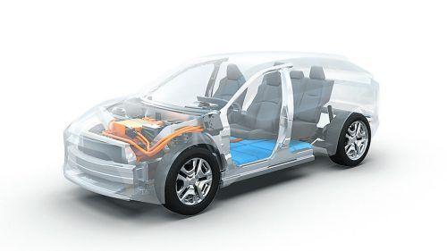 Gemeinsam mit Toyota soll ein Elektromodell gebaut werden.werk