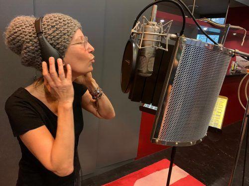 Heidi Michelon nutzte die Zeit, um sich intensiv der Musik zu widmen.