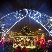 """<p class=""""caption"""">Heuer fallen die traditionellen Adventmärkte zur Einstimmung auf Weihnachten aus. APA</p>"""