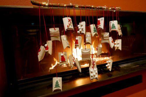 """Hinter dem """"Hohenemser Kultürchen"""" steckt ein ganz besonderer Adventkalender.Stadt Hohenems"""