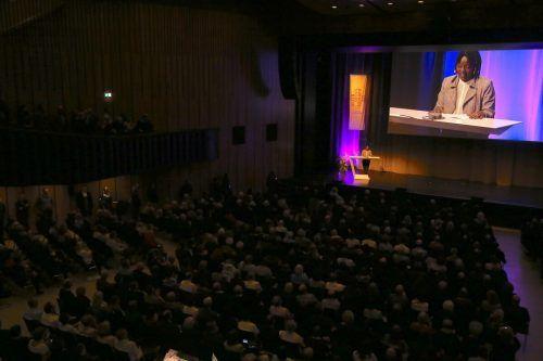 Hochkarätige Referenten sprechen beim Neujahrsempfang über Aktuelles.Uysal