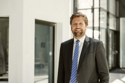 Hypo-Vorarlberg-Vorstandsvorsitzender Michel Haller. m.mayer