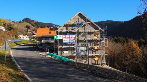 Im Frühjahr soll der erste gemeinnützige Wohnbau der Kommune bezugsfertig sein. Egle