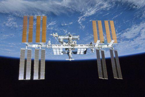 Immer wieder gibt es auf der ISS technische Probleme. ap