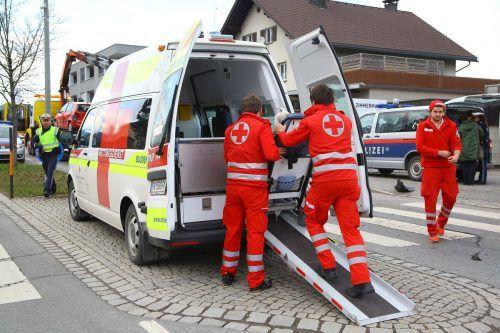 Jeder fünfte Fußgängerunfall ereignet sich auf einem Schutzweg. HOFMEISTER