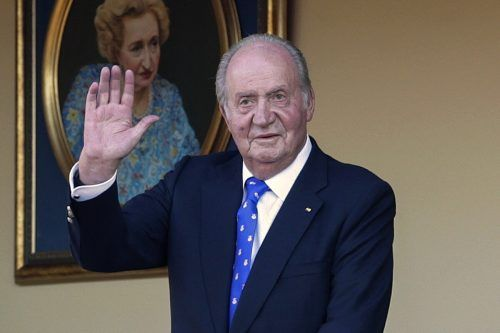 Juan Carlos lebt seit vier Monaten im Exil in Abu Dhabi. AP