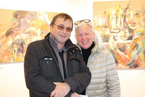 Karl und Sibylle Ladenhauf.