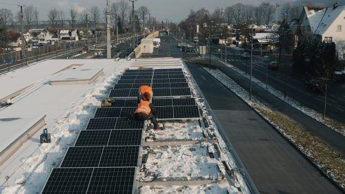 ÖBB mit umweltfreundlicher Stromerzeugung. ÖBB