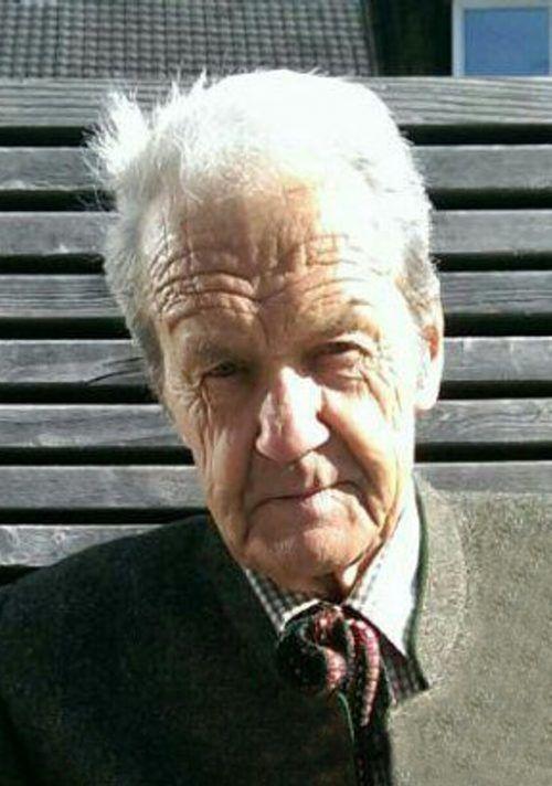 Othmar Duelli setzte Meilensteine in der Gemeindeentwicklung von Schnifis.
