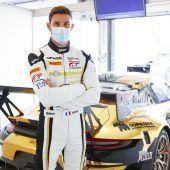 """<p class=""""caption"""">Probleme im Rennen verhinderten ein besseres Ergebnis.Porsche/2</p>"""