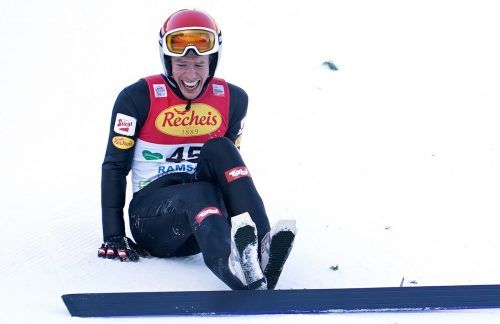 Saisonende für Franz-Josef Rehrl.apa