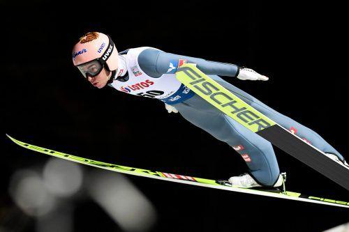 Stefan Kraft bekam von den Ärzten grünes Licht für die Teilnahme an der Skiflug-WM in Planica.gepa