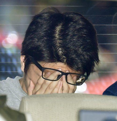Takahiro Shiraish wurde des Mordes schuldig gesprochen und zum Tode verurteilt. AP