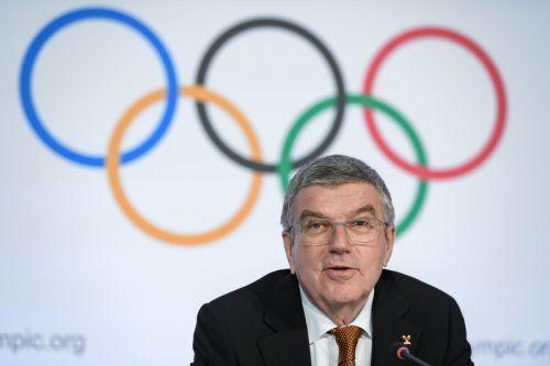 Thomas Bach ist seit 2013 IOC-Präsident.AP