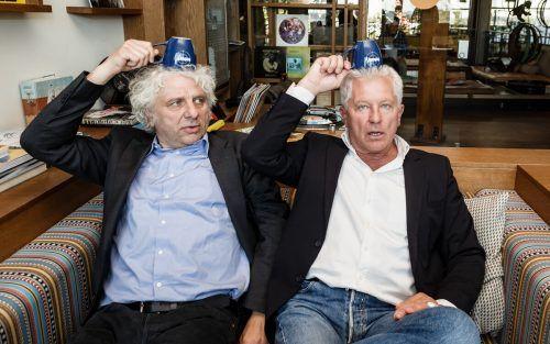 Udo Wachtveitl und Miroslav Nemec haben in ihren Paraderollen Leitmayr und Batic bislang 86 Tatort-Krimis gelöst. DPA/APA