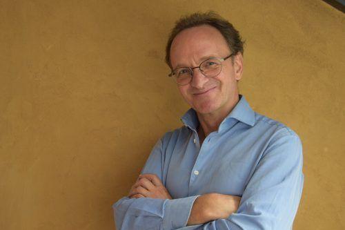 Werke des Komponisten Thomas Thurnher stehen in Vorarlberg im nächsten Jahr wieder auf dem Programm. tobias thurnher