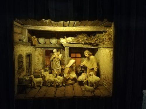 Noch bis 24. Jänner können die kleinen Meisterwerke besichtigt werden. Jlo