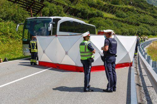 15 Menschen starben 2020 in Vorarlberg bei Unfällen. HOFMEISTER