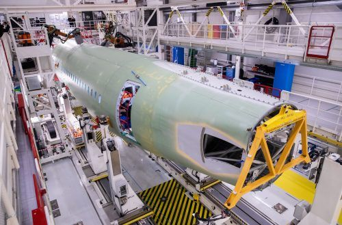 Airbus konnte 2020 mit 560 ausgelieferten Fliegern die Marktführerschaft halten. APA