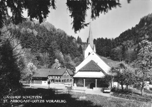Am Pfingstmontag 1939 trafen sich die Kameraden der ehem. 2. Kompanie des Standschützenbataillons Rankweil im Gasthof Schützen in Götzis Arbogast.