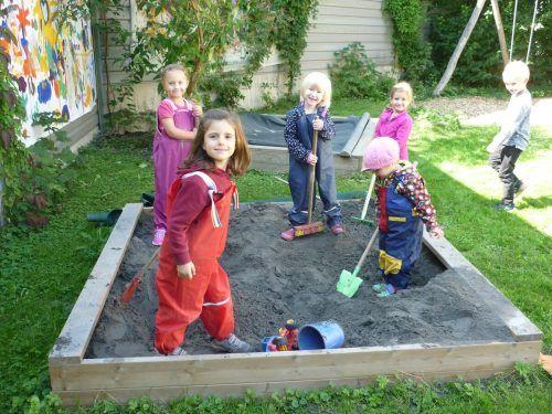 Anmeldeschluss für das kommende Kindergartenjahr ist der 7. März. KG Spielwiese