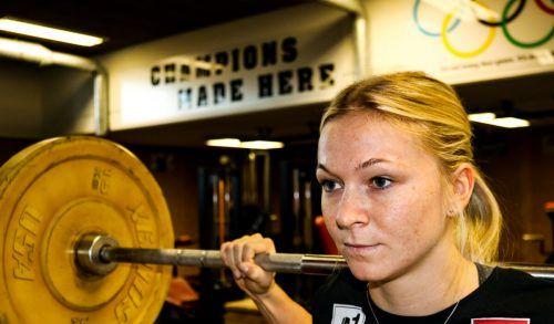Ariane Rädler steht stellvertretend für viele Athletinnen und Athleten, denen 2020 die internationale Wettkampfpause mehr wichtige Zeit für die Reha gelassen hat. OZ/3