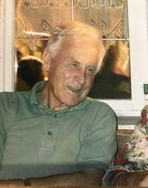 Arnold Gisinger zeichnete auch ein starkes soziales Engagement aus.