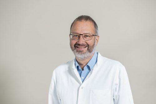 Bernd Hartmann ist auch neuer Präsident der Vorarlberger Krebshilfe. khbg