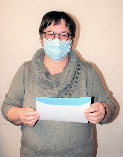 Betreiberin Sylvia Jochum.