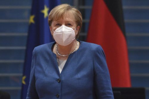 Bisher ist der Lockdown in Deutschland bis zum 31. Jänner geplant. AP