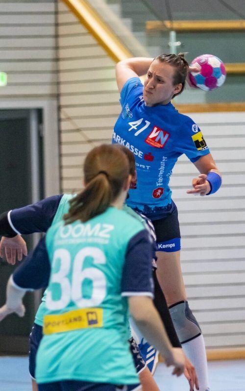 BW-Topskorerin Laura Seipelt-Fasching hält bei 83 Saisontreffern.Paulitsch