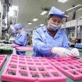 China trotz Pandemie auf Erfolgkurs