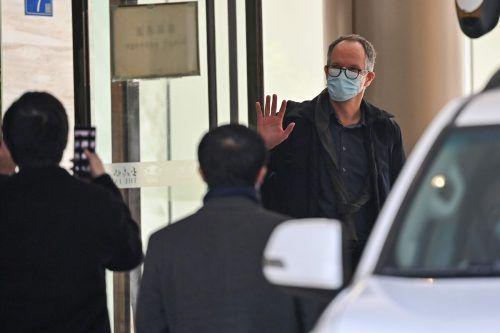 Das 13-köpfige Team beginnt heute mit den Ermittlungen. AFP