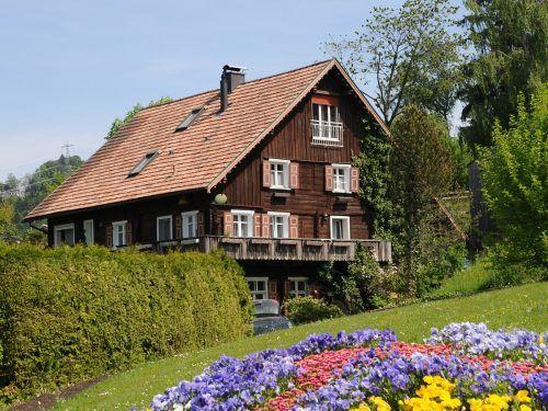 Das Bauernhaus in Bildstein stammt aus den frühen 1800er-Jahren. F. Böhringer