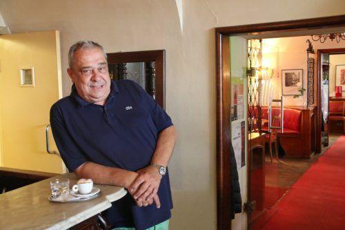 Das Café in der Schlossergasse soll erhalten bleiben. Die Frage ist nur, in welcher Form. Vol