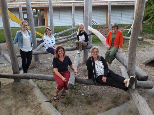 Das engagierte Team der Familienhilfe im Sozialsprengel Vorderwald. ME