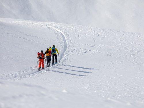 Dass sich die Bewegung in der freien Natur mehr denn je großer Beliebtheit erfreut, schlägt sich auch in den Mitgliederzahlen des Alpenvereins nieder.AVV/M. Obrist