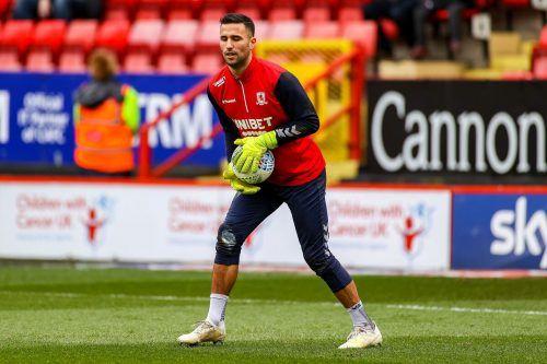 Dejan Stojanovic könnte schon heute sein Debüt beim FC St. Pauli feiern.Mbrough