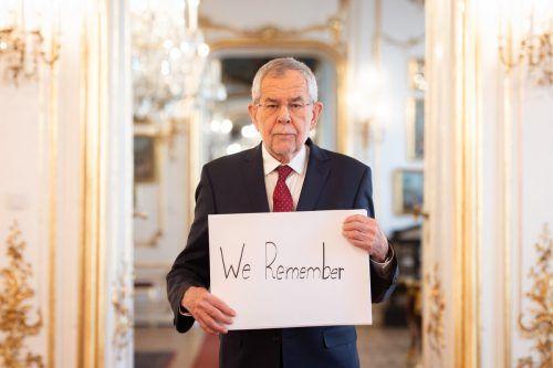 Der 27. Jänner ist der Internationale Holocaust-Gedenktag. APA/bundesheer