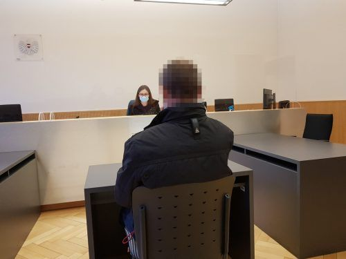 Der 47-Jährige stand am Dienstag vor Gericht. EC