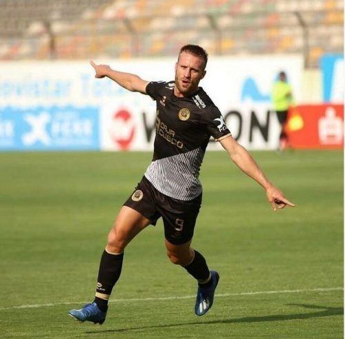 Der Argentinier Danilo Carando soll in Zukunft für Tore im SCRA-Dress sorgen.