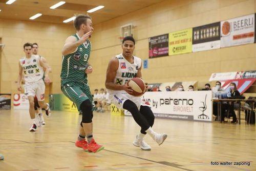 """Lions-Spieler Francis Torreborre will Punkte, """"koste es, was es wolle"""".zaponig"""