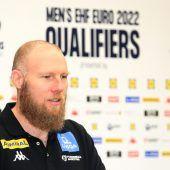 """<p class=""""caption"""">Der Harder Boris Zivkovic erzielte fünf Treffer. ÖHB-Topskorer gegen die Schweiz war Robert Weber mit sieben Treffern.ÖHB/Diener</p>"""