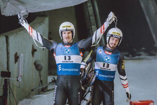 Thomas Steu und Lorenz Koller gehen als frischgebackene Weltcup-Gesamtsieger als Mitfavorit auf einen WM-Titel in die Rennen in Königssee.apa