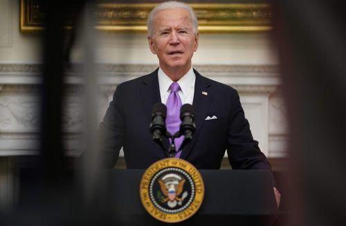 Der neue US-Präsident strebt eine Verlängerung um fünf Jahre an. AFP