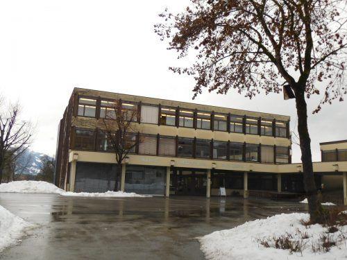 43 Jahre nach der Eröffnung wird die Mittelschule Sulz-Röthis umfangreich modernisiert. Mäser