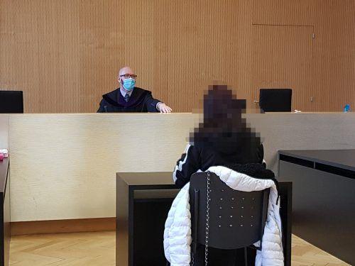 Die Bregenzerin kam ohne Vorstrafe davon. EC